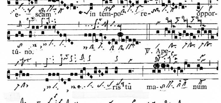 Metodo Tomatis  e canti gregoriani
